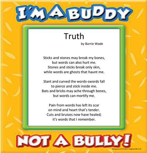 Bullying Poem / Home