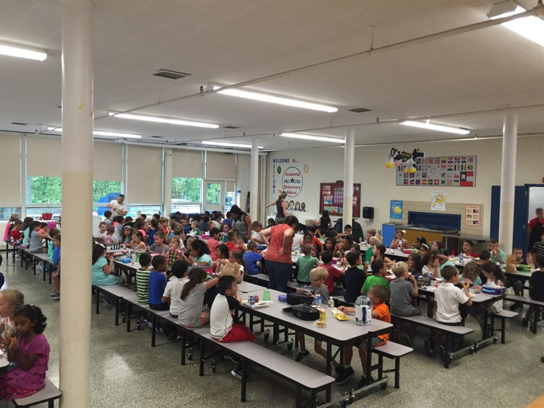 Memorial Elementary School / Home